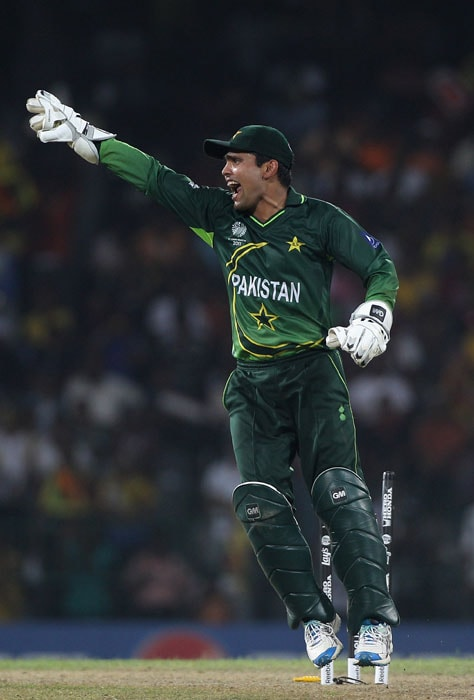 Hands down: Kamran Akmal