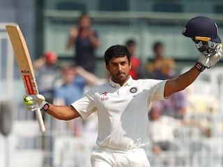 5th Test: Karun Nair Scripts History With Triple Ton In Chennai