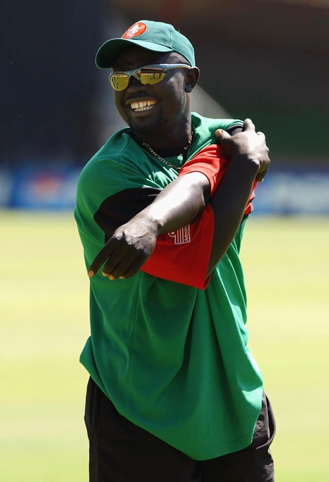 Kenya 2011 World Cup Squad