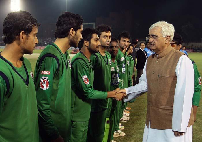 Down the cricketing memory lane for Khurshid
