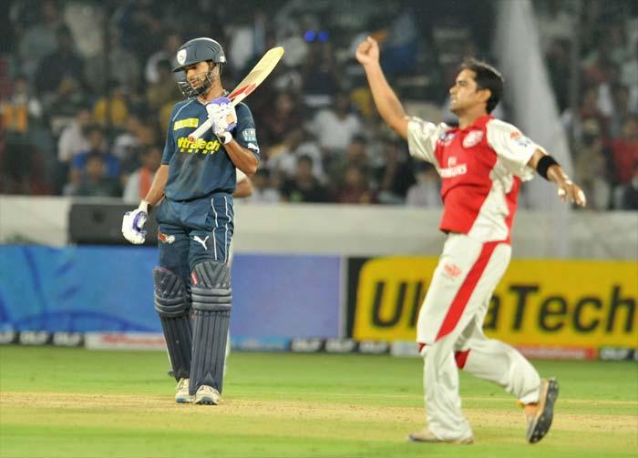 IPL4: Kings XI vs Deccan Chargers