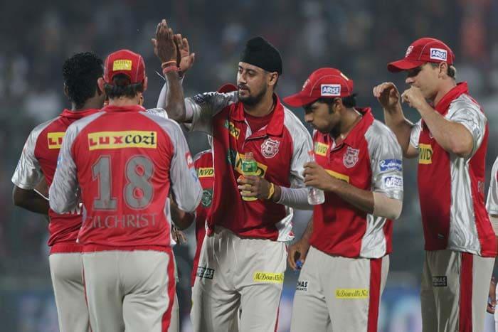 Kings XI Punjab destroy Delhi Daredevils