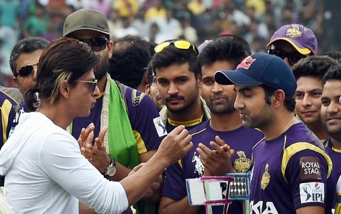 Cheers and Tears at Kolkata Knight Riders