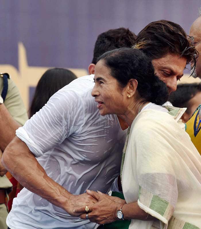 Cheers and Tears at Kolkata Knight Riders' Party