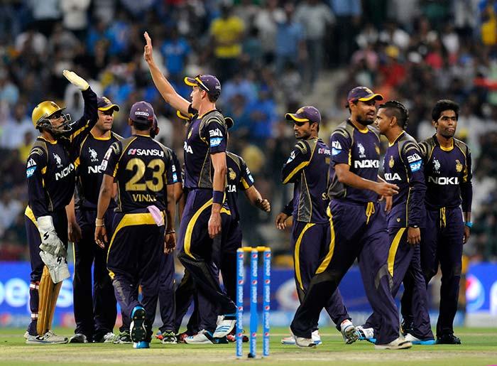Kolkata Knight Riders thrash Mumbai Indians in IPL opener