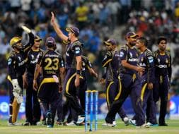 Photo : Kolkata Knight Riders thrash Mumbai Indians in IPL opener