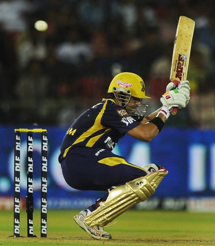 Kolkata pile more misery on Chargers