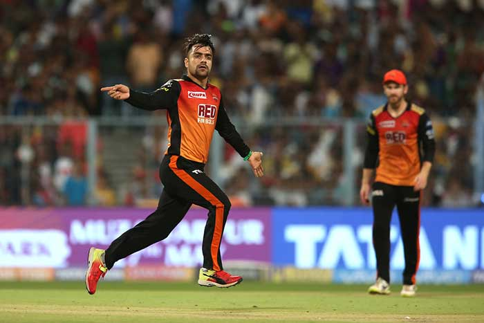 IPL 2018 Qualifier 2: All-Round Rashid Khan Takes SunRisers Hyderabad To Final