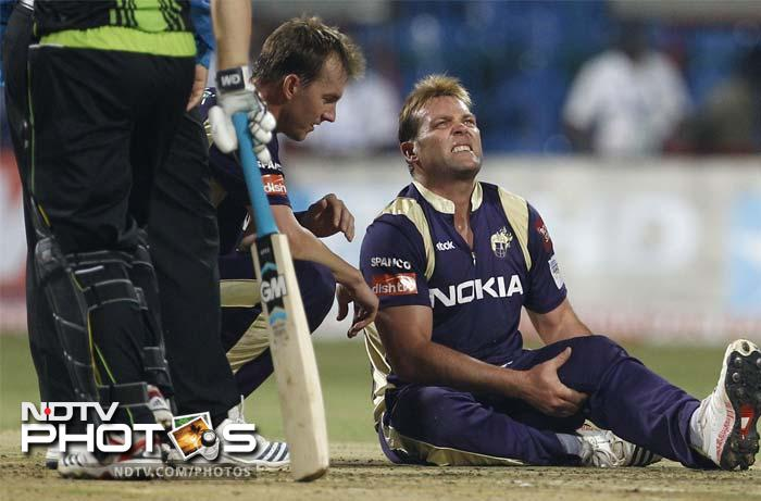 Kolkata beat Warriors
