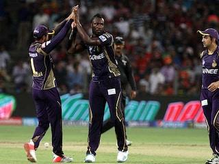 IPL 2015: Russell Shines With Bat and Ball as Kolkata Beat Punjab