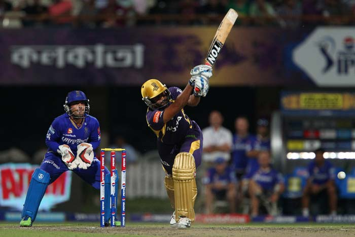 Kolkata keep hopes alive with 8 wicket win over Rajasthan