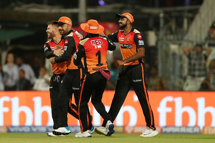 आईपीएल 2019:  केकेआर ने सनराइजर्स हैदराबाद को 6 विकेट से हराया