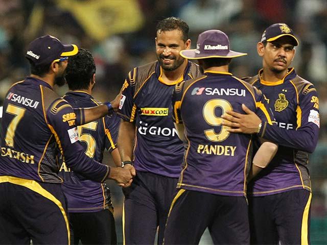 IPL: Yusuf Pathan, Sunil Narines Stellar Show Take KKR Into Playoffs