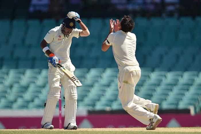 Virat Kohli-Lokesh Rahul Show Lights Up Sydney on Day 3