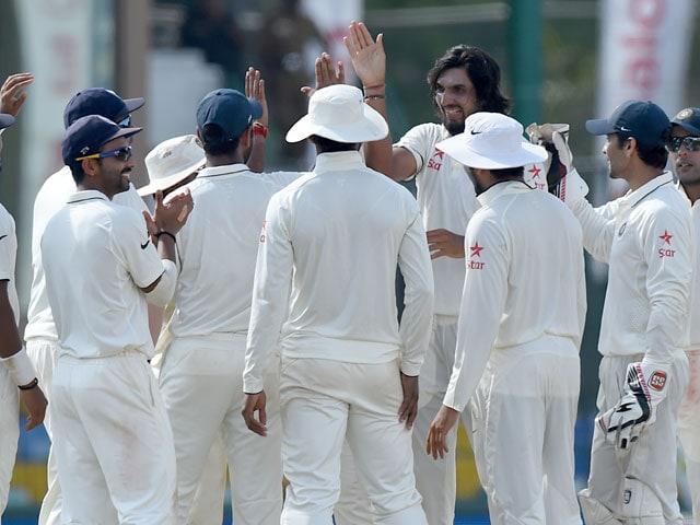 Photo : 'विराट सेना' ने 22 साल बाद श्रीलंका में टेस्ट सीरीज जीतकर रचा इतिहास