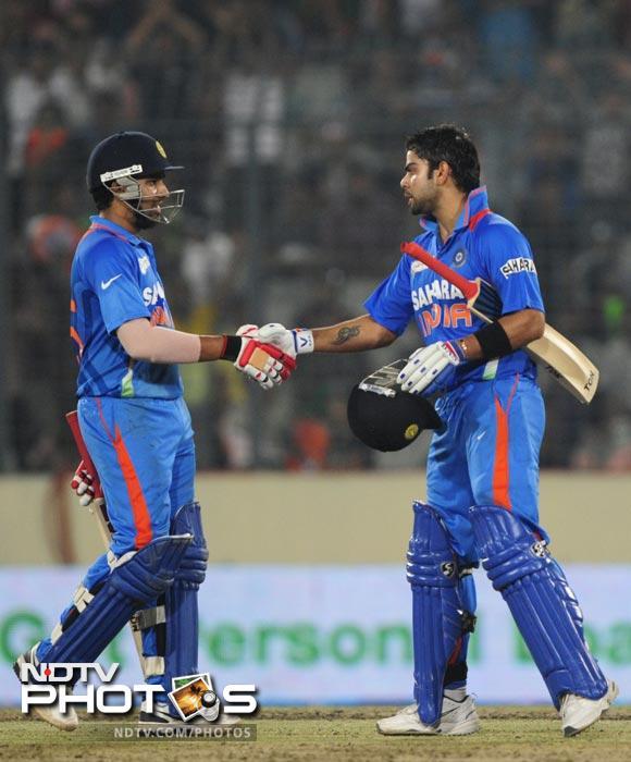 Net abuzz with Kohli-ism