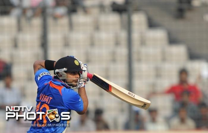 Virat Kohli: Another great in the making?