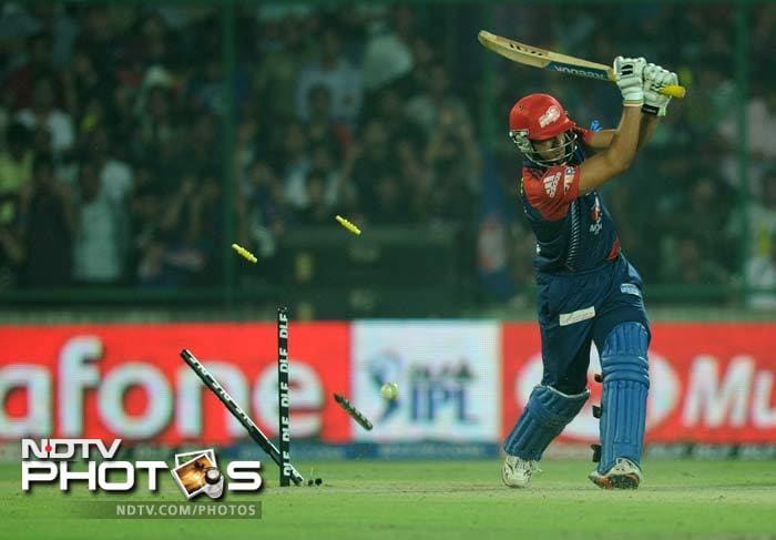 IPL 5: Kolkata rob Delhi off the top-spot