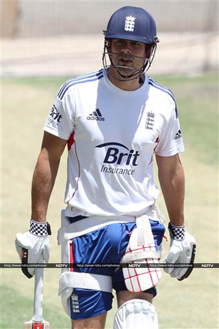 A left-handed Kevin Pietersen, a fit Michael Clarke