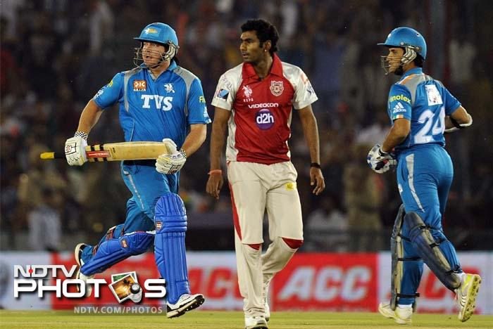 IPL 5: Punjab romp to 7-wicket win over Pune