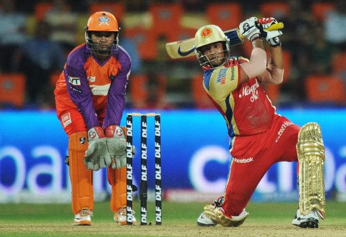 IPL 4: Kochi vs Bangalore