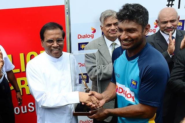 Kumar Sangakkara: Sri Lankan Cricket Says Goodbye to Its Favourite Son