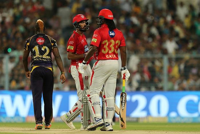 IPL 2018: Gayle, Rahul Seal KXIP