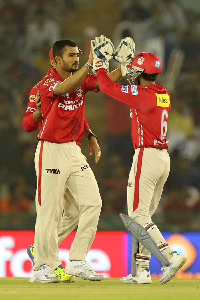 IPL: RCB Beat KXIP By One Run to Stay Alive