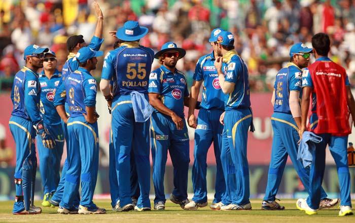 Punjab end campaign with 50-run win over Mumbai