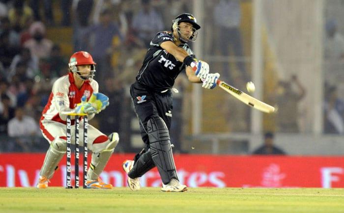 IPL 4: Kings XI Punjab vs Pune Warriors