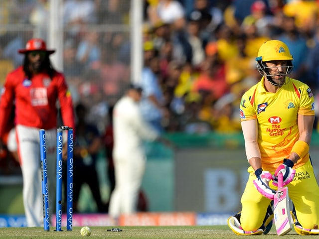 Kings XI Punjab Grab Consolation Win Against Chennai Super Kings