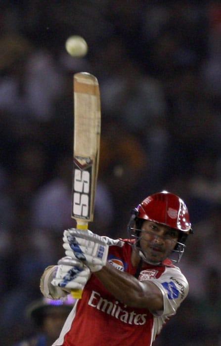IPL 3: Kings XI vs Mumbai