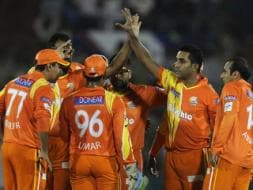 Photo : CLT20: Lahore Lions Defeat Mumbai Indians by Six Wickets