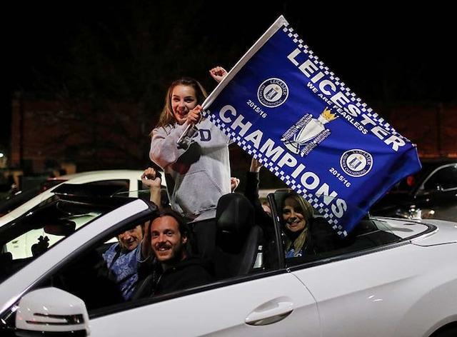 Leicester Citys Fairytale Premier League Title Sends Fans Into Tizzy