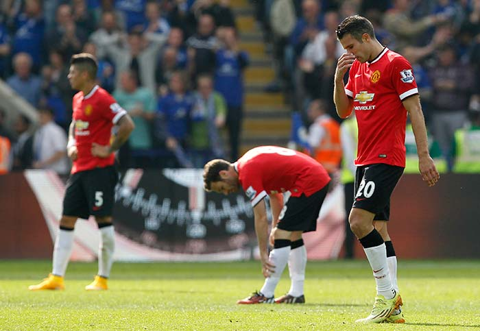EPL: Manchester United Suffer Shock Defeat Against Leicester City