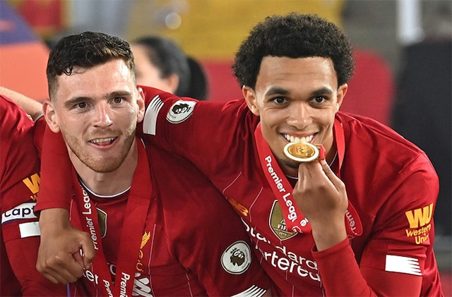 Liverpool Lift Their First Premier League Title In 30 Years
