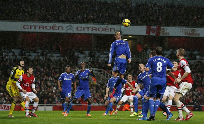 London derby: Chelsea frustrate Arsenal with goalless draw