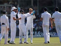 Photo : The Ashes: England thrash Australia by 347 runs at Lord's