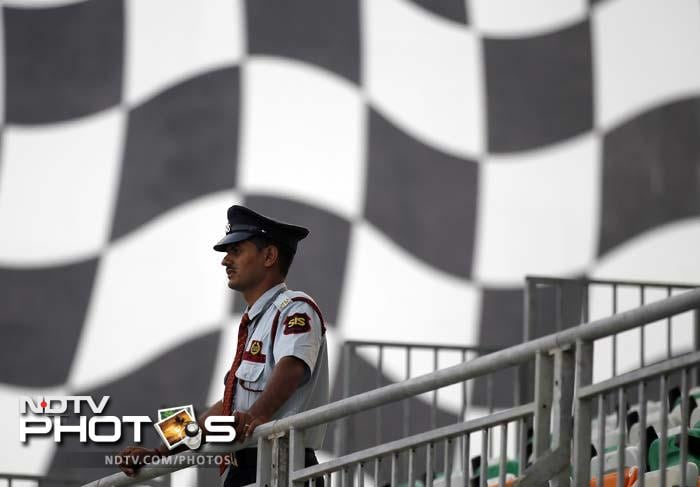 The other stars of the Indian GP