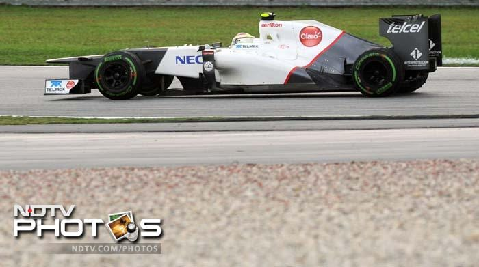 Joy for Ferrari as Alonso wins Malaysian GP