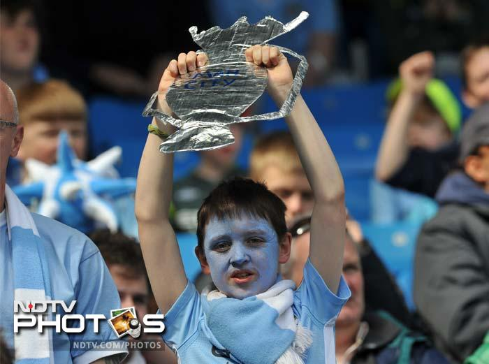 Manchester City win EPL title after 44 years