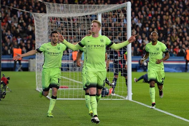 Champions League: Real Madrid On the Brink of Elimination, Manchester City Hold On