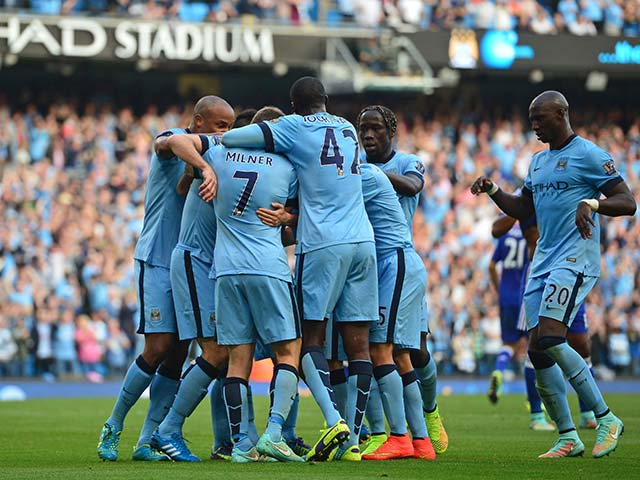 EPL: Lampard Earns Man City 1-1 Draw vs Chelsea