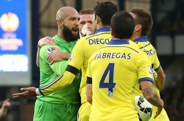 EPL: Chelsea Smash Six vs Everton, Manchester City Suffer Shock Defeat