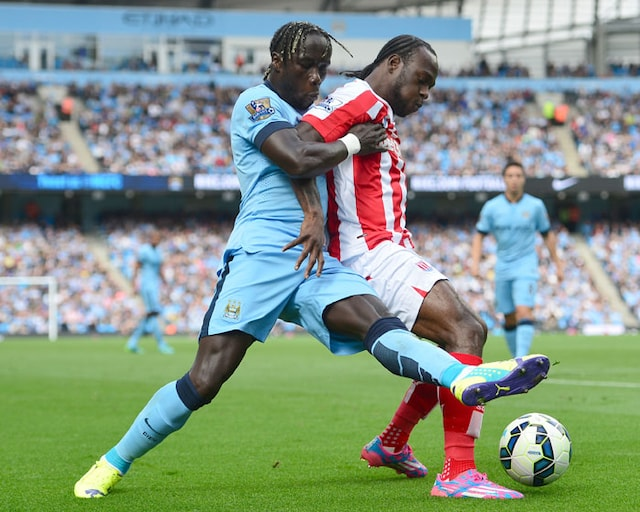 EPL: Manchester City Suffer Shock Home Defeat, Manchester United Held