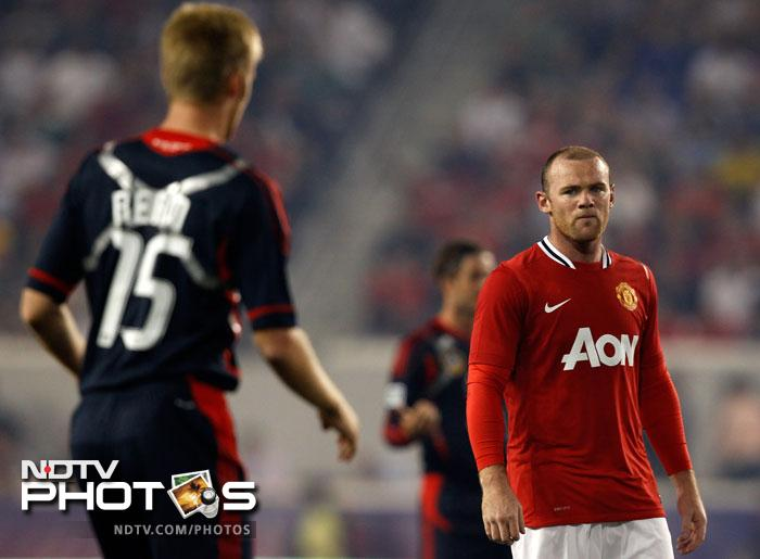 Man Utd's 'friendly' encounter with Beckham