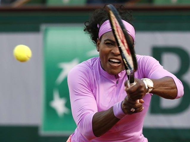 Photo : French Open: Champions Surge Ahead, Eye Semis