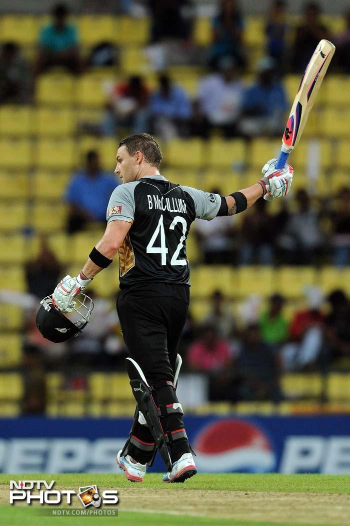 McCullum slaps 123, re-joins elite group of T20 centurions