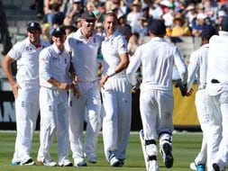 The Ashes: England bowlers rule Day 2 of MCG Test