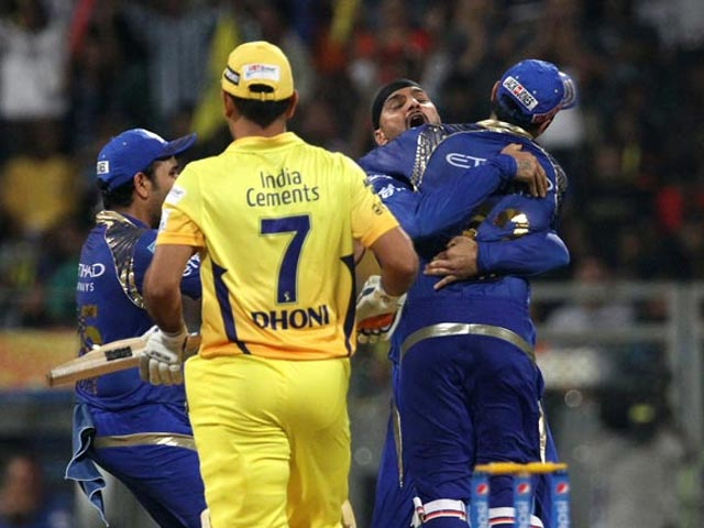 Mumbai Defeat Chennai, Enter IPL 2015 Final